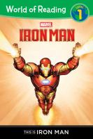 Cover Image of This is Iron Man
