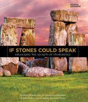 If Stones Could Speak