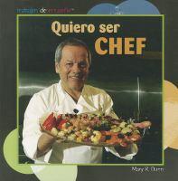 Quiero ser chef