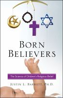 Book Cover for Born Believers by Justin L. Barrett