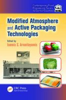 Modified atmosphere and active packaging technologies [electronic resource]