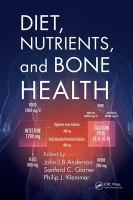Diet, nutrients, and bone health [electronic resource]