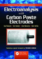 Electroanalysis with carbon paste electrodes [electronic resource]