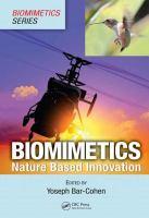 Biomimetics [electronic resource] : nature-based innovation