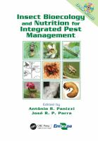 Insect bioecology and nutrition for integrated pest management [electronic resource]
