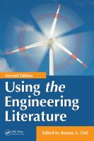 Using the engineering literature [electronic resource]