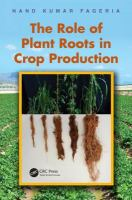 The role of plant roots in crop production [electronic resource]