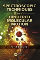 Spectroscopic techniques and hindered molecular motion [electronic resource]
