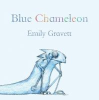 Cover of the book Blue chameleon