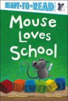 Cover of the book Mouse loves school