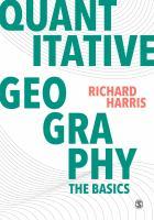Quantitative geography : the basics /
