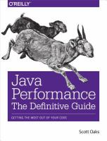Java performance [electronic resource] : the definitive guide