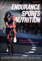 Endurance Sports Nutrition
