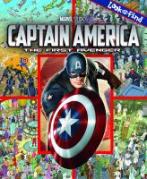 Cover Image of Captain America, the first avenger