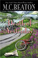 Cover Image of Death of yesterday