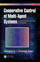 Cooperative control of multi-agent systems : a consensus region approach