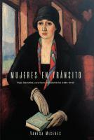 Mujeres en tránsito : viaje, identidad y escritura en Sudamérica (1830-1910) cover image