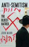 Antisemitism : the oldest hatred cover image