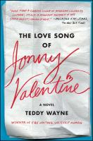 Cover Image of Love song of Jonny Valentine