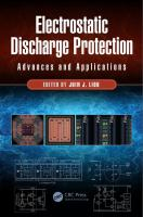 Electrostatic discharge protection : advances and applications