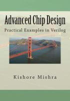 Advanced chip design : practical examples in Verilog