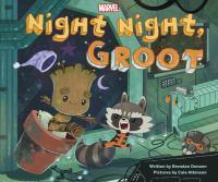 Goodnight Groot