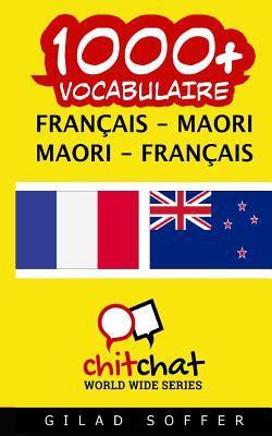 1000+ français-Māori Māori-français vocabulaire