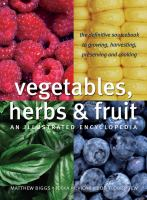 Vegetables, Herbs & Fruit
