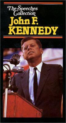 cover of the video The Speeches of John F. Kennedy