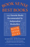 Book Sense Best Books