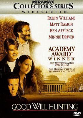 cover of the motion picture Good Will Hunting