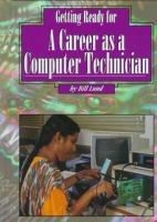 Getting Ready for A Career as A Computer Technician