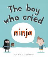Cover of the book The boy who cried ninja