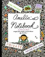 Amelia's notebook