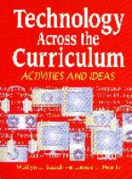 Technology across the curriculum [electronic resource] : activities and ideas
