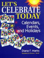 Let's celebrate today [electronic resource] : calendars, events, and holidays