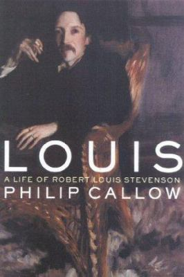 cover of the book Louis: A Life of Robert Louis Stevenson