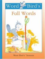 Word Bird's Fall Words