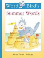 Word Bird's Summer Words