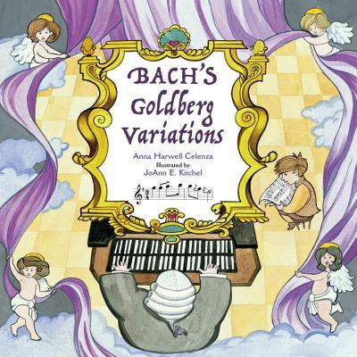 Cover art for Bach's Goldberg Variations