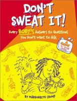 Don't Sweat It!