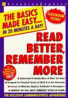 Read better, remember more [electronic resource]
