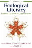 Ecological literacy [electronic resource] : educating our children for a sustainable world