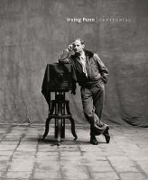 Irving Penn : centennial cover