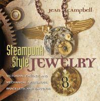 Steampunk-style Jewelry