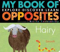 My Book of Opposites