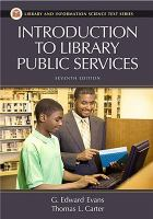 Introduction to Library Public Services catalog link