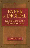 Paper to Digital catalog link