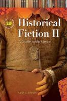 Historical Fiction 2 catalog link