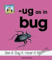 -Ug as in bug